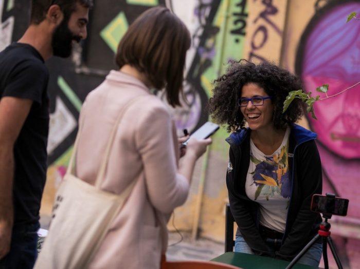 Digital Storytelling Session Athens 2018